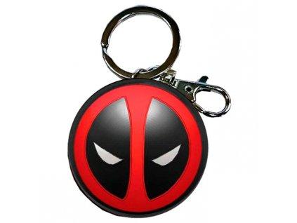 Klíčenka: Marvel Deadpool metal keychain