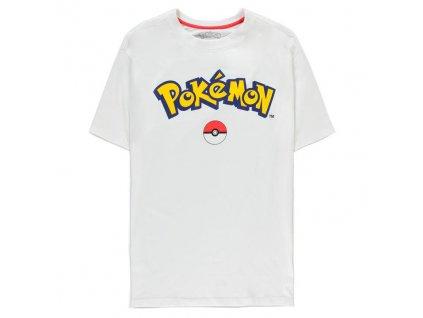 Tričko: Pokémon - Logo Core - Oversized Men's Short Sleeved T-shirt