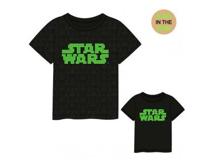 Tričko dětské: Star Wars Glow in the Dark