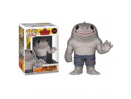 pop figurka suicide squad king shark 9 cm