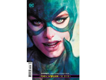 Catwoman #013 /variant cover/