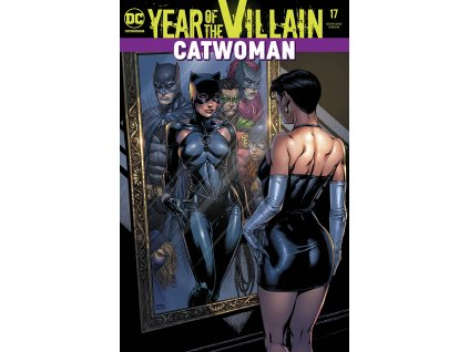 Catwoman #017