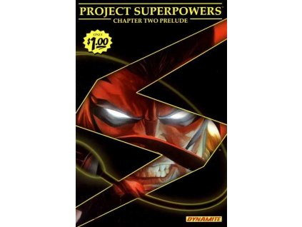 Project Superpowers: Chapter Two Prelude