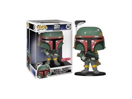 Figurka POP: Star Wars - Boba Fett (bazar)