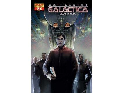 Battlestar Galactica: Zarek #003