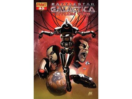 Battlestar Galactica: Cylon War #003