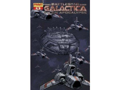 Battlestar Galactica: Cylon Apocalypse #004