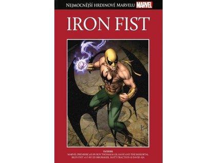 NHM #028: Iron Fist (rozbaleno)