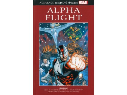 NHM #078: Alpha Flight (rozbaleno)