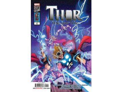 Thor: The Worthy #001