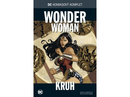 DCKK #030: Wonder Woman - Kruh (rozbaleno)