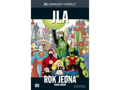 DCKK #015: JLA - Rok jedna, kniha druhá (rozbaleno)
