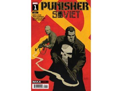 Punisher: Soviet #001