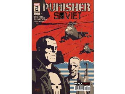 Punisher: Soviet #002