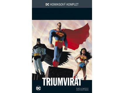 DCKK #026: Triumvirát (rozbaleno)