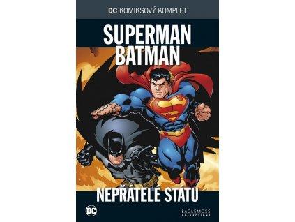 DCKK #013: Superman / Batman - Nepřátelé státu (rozbaleno)