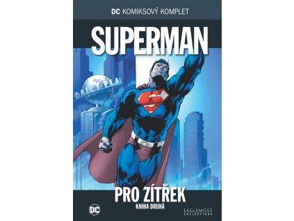 DCKK #010: Superman - Pro zítřek kniha 2. (rozbaleno)