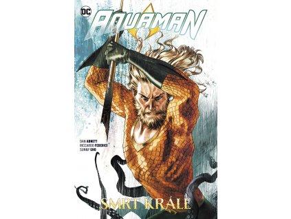 Aquaman #06: Smrt krále
