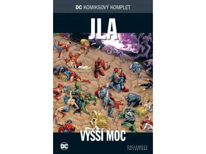 DCKK #074: JLA - Vyšší moc (rozbaleno)