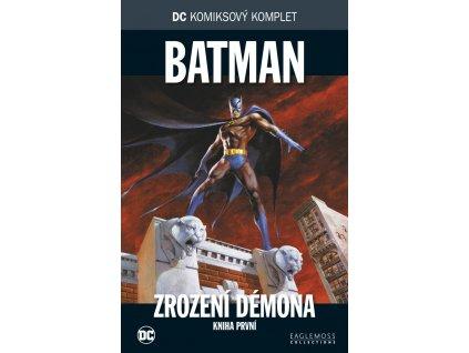 DCKK #036: Batman - Zrození démona, kniha první (rozbaleno)