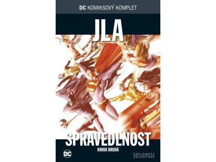 DCKK #034: JLA - Spravedlnost, kniha druhá (rozbaleno)