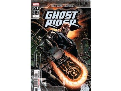 Ghost Rider 2099 #001