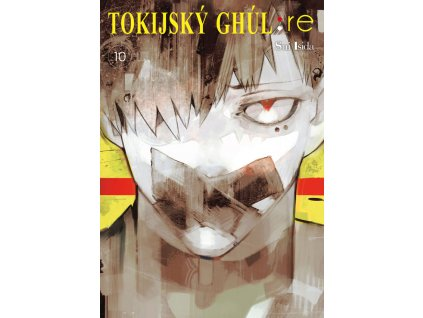 Tokijský ghúl:re #10