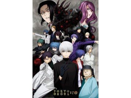 Plakát: Tokijský Ghúl:RE