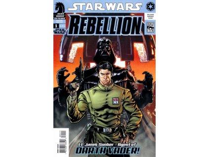 Star Wars: Rebellion #001