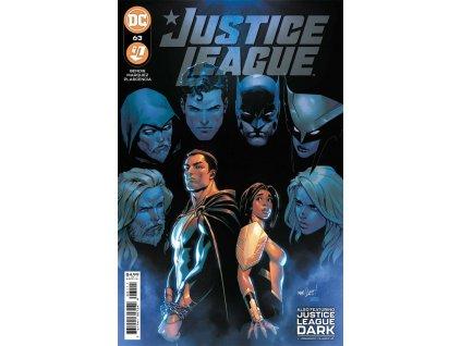 Justice League #063