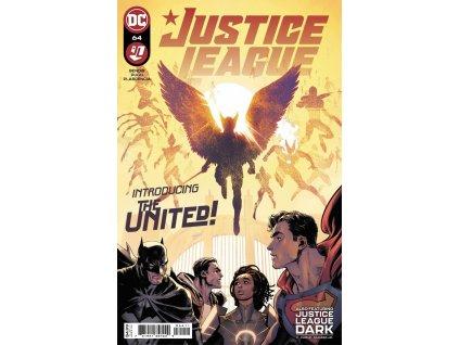 Justice League #064