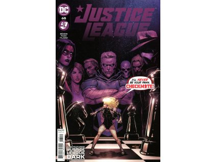 Justice League #065