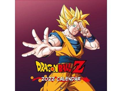 Kalendář 2022: Dragon Ball