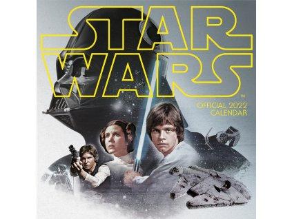Kalendář 2022: Star Wars – Classic