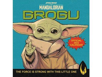 Kalendář 2022: Star Wars: The Mandalorian – Grogu