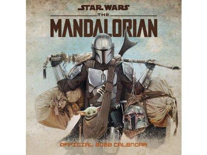 Kalendář 2022: Star Wars: The Mandalorian