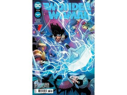 Wonder Woman #773