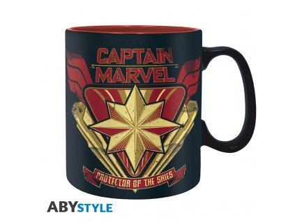 Hrnek: Marvel - Captain Marvel