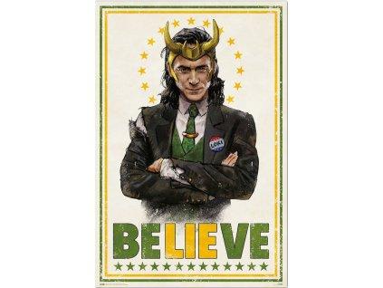 Plakát: Loki