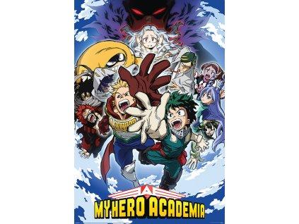 Plakát: My Hero Academia - Reach Up