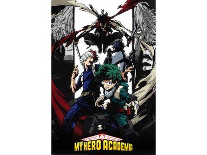 Plakát: My Hero Academia - Hero Killer Stain