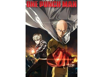 Plakát: One Punch Man - Destruction