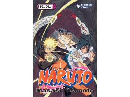 Naruto #52: Shledání týmu 7