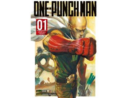 One Punch Man #01: Jednou ranou