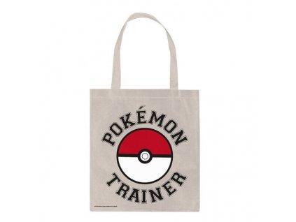 Plátěná taška Pokemon Trainer