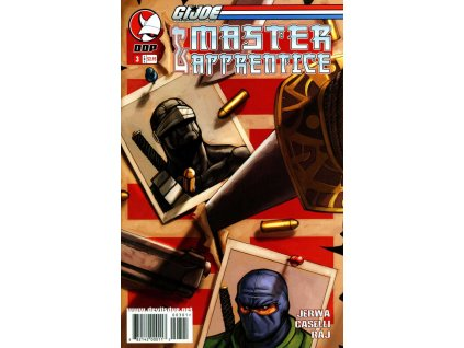 G.I. Joe: Master and Apprentice #03