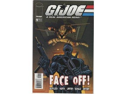 G.I. Joe: A Real American Hero #009