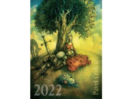 Kalendář 2022: Pavel Čech
