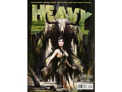 Heavy Metal #307 /variant cover/