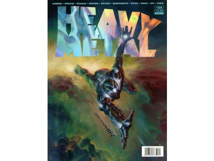 Heavy Metal #308 /variant cover/